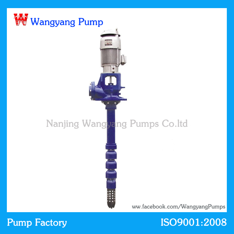 Vertical Turbine Deep Well Water Pump With Motor