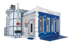 plastic paint booth