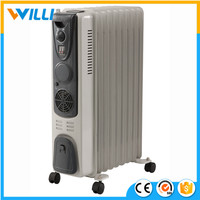 WL-PF New oil filled radiators /room electric heater with 7-13 fins