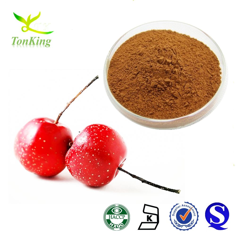 Natural Hawthorn fruit Extract hawthorn berry extract Hawthorn leaf extract