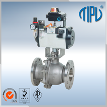 API6D Hydraulic Actuator ball valve handles with favorable price