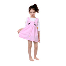 Vintage Girl Easter Clothing Top With Skirts Outfits Sweet Girl Clothing Outfits Wholesale
