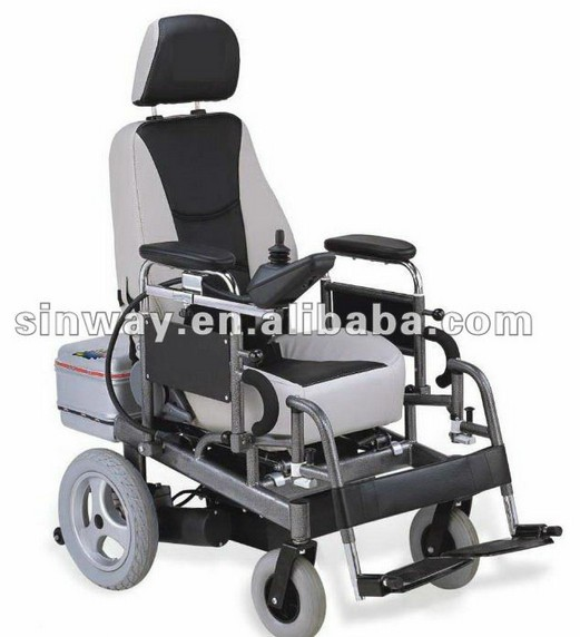 Power lifting up seat adjustable electric wheelchair buy Wheelchair lift motor