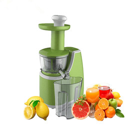 slow juicer,1000ml juiceing container & pulp container