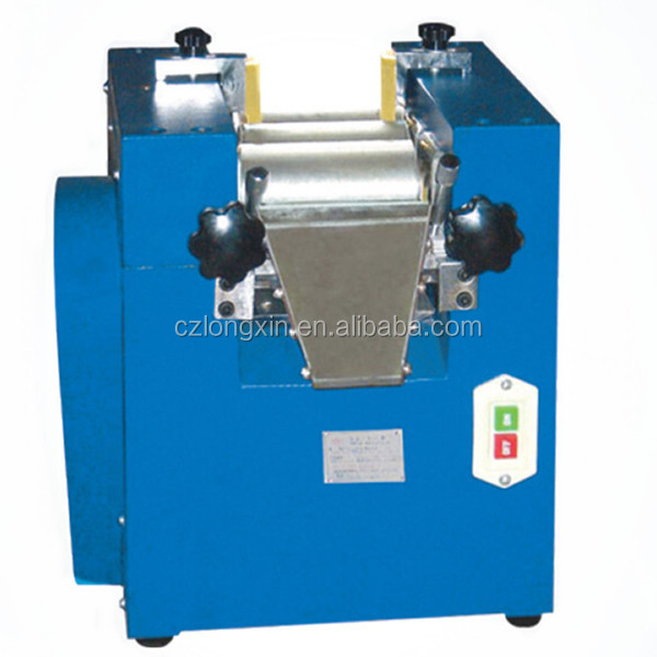 High quality laboratory triple roller mill for ink