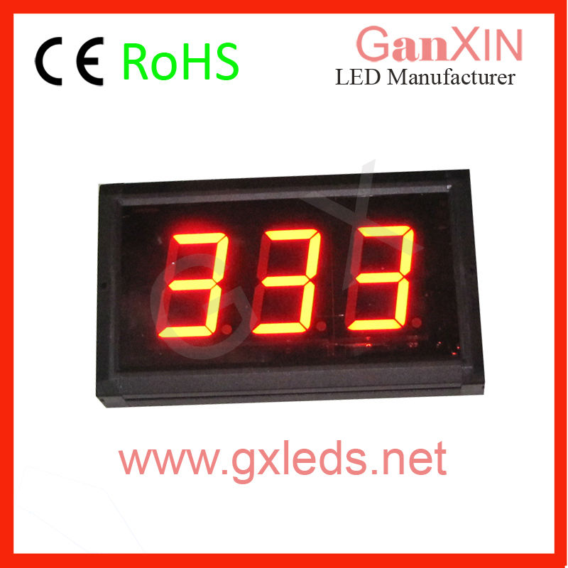 HQ hospital remote control display digital led counter