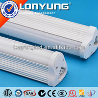 CE SAA UL approval led t8 integrated ge fluorescent tubes