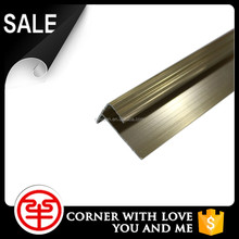 Strict Quality Control Aluminum Tile Carpet Transition Floor Joint Edge Trim Strip