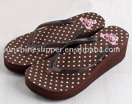 EVA flip flops ladies' slippers ST0158