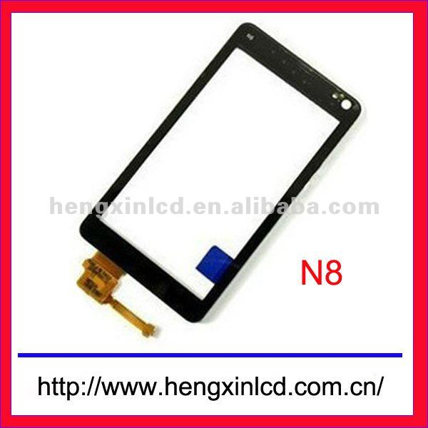 New product in 2014!! Touch Screen Digitizer Lens for NOKIA N8