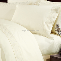 Polycotton embroidery western bedding sets different sizes