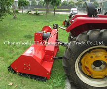 Farm tractor attachements pto driven lawn mower for sale