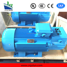 YZR series slip ring wound rotor electric motor for crane