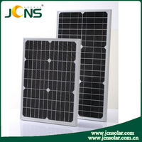 JCN high efficiency of solar panels industrial solar cell from Solarworld
