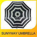 "23"" Manual Open Straight China Umbrella"