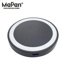 MaPan 2017 new MC06 factory wholesale cheap table wireless quick charger for Samsung s7 s6