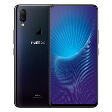 "Vivo Nex Mobiele Telefoon 6.59 ""Full Screen 6 GB RAM 128 GB ROM Snapdragon 710 Octa Core Android 8.1 Auto-verhoogde Camera Smartphone"