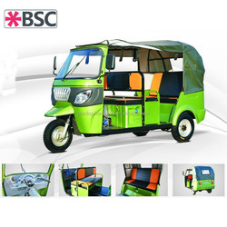 bajaj three wheel motorcycle/three wheel covered motorcycle/tuk tuk for sale