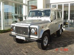 Pre-Owned car LAND ROVER DEFENDER 90 CSW PUMA