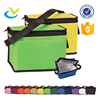 Promotional cheap recycled Eco-friendly PP non woven insulated cooler bag