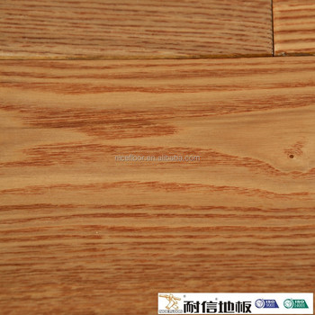 Natural Ash solid wood flooring
