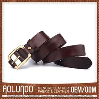 High Quality Customized Design Custom Design High Quality Wholesale Leather Belt Blanks