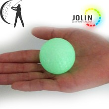glow in the dark sports balls glow in the dark night light balls glow flyer golf balls