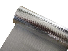 Fiberglass Aluminium Insulation/Radiation protection