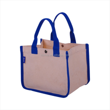 Customized cotton canvas tote bags, cotton bag promotional, Recycle organic canvas bag wholesale