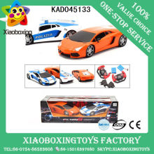 Manufacturer new product 2 pcs 4 channel remote control racing car toy, promotional electric R/C toy car