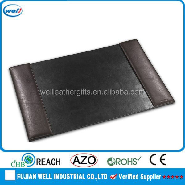 Wholesale leather desk pads for home and office