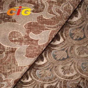 Fashion new design Microfiber Upholstery Furniture Fabric For Furniture