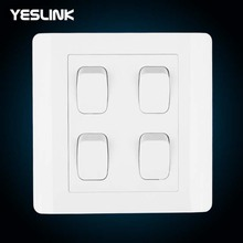Australian Waterproof Light Wall Switch For Bathroom