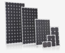 Top quality roof solar modules 200W monocrystalline pv solar panels from China