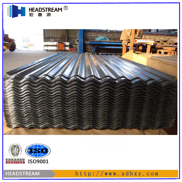 Hot selling fiber cement corrugated roofing sheet from shandong hongxinyuan factory