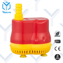 25W AC Mini multi-function submersible pump are fit for aquarium/pond fountain/garden irrigation