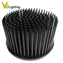 Customized Cold Forging LED COB Vero 29 120mm Aluminum Heatsink