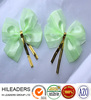 RB409 Printed Ribbon Bows with clips for Hair Decorations of the girls