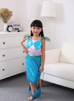 YIWU Caddy WSFS-02 Sweet Mermaid kids girls ,mermaid dress, party mermaid suit
