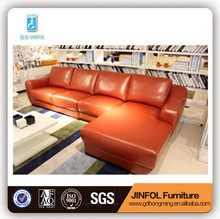 2018 NEW! furniture living room latest sofa design leather lounge suites J870