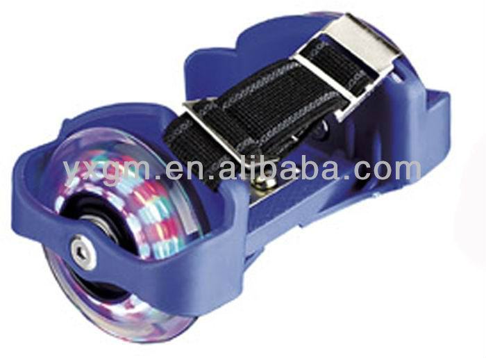 hot sale KAD Flashing Roller, Roller Blades with LED wheels