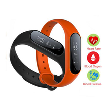Y2 Plus Blood Oxygen Smart Band Heart Rate Monitor Fitness Tracker Blood Pressure Watches Stop Watches For Android ios phone