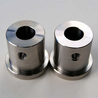 High Precision Custom Stainless Steel Machined