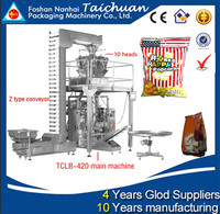 Fully Automatic Weighing Pet Food Packing Machine TCLB-420AZ