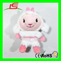 D499 2016 Doc McStuffins little sheep rare plush doll cute gift toy