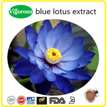 Pure natural Blue Lotus Flower Extract/Blue Lotus Extract powder