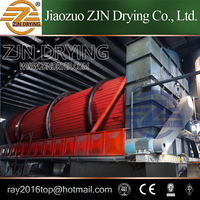 Sludge rotary dryer made by drum dryer manufacturers in china