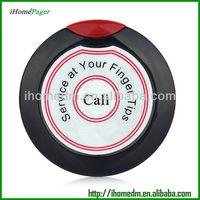 easy to install , slim signal transmiter ,wirelessnurse call system push button