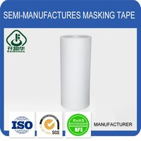 Chinese Manufacturer Great Adhesion colorful colored masking tape with best price and high quality