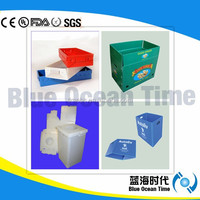 Polypropylene Corrugated Plastic Packaging Box/Case